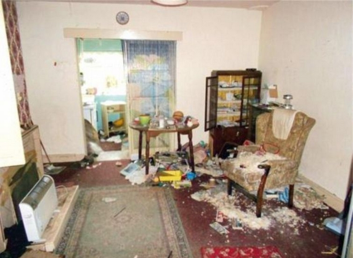 Самые ужасные дома (ФОТО)