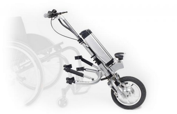 Самые необычные транспортные средства для инвалидов (ФОТО)