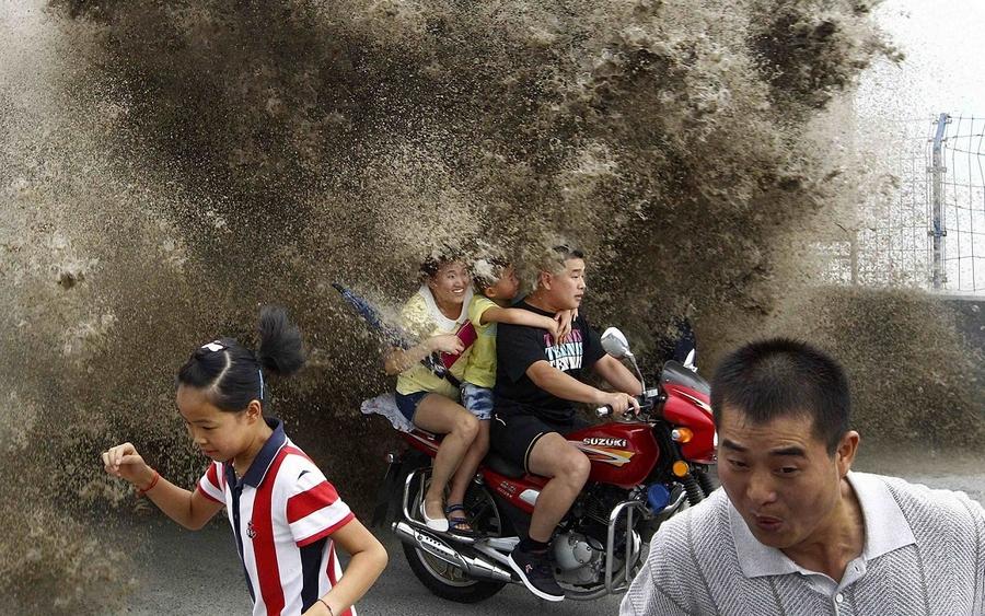 Весь мир в фотографиях за неделю (ФОТО)
