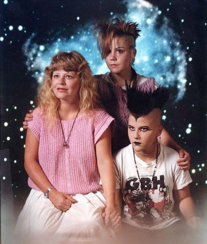 Самые нелепые семейные фото американцев