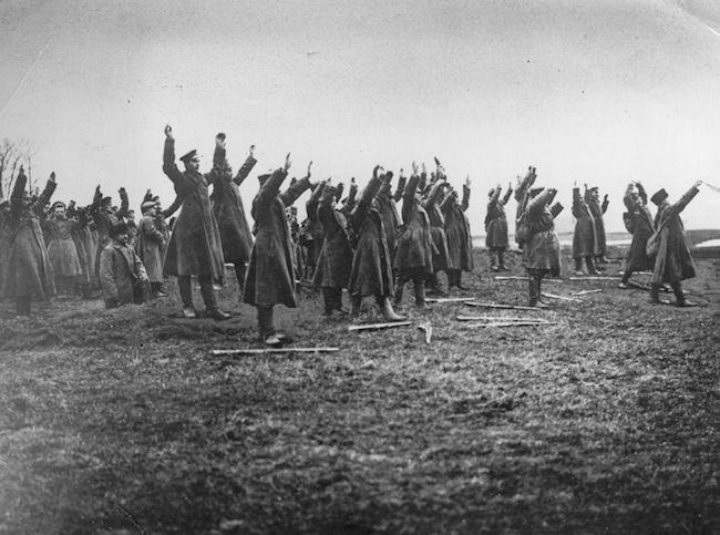 Неопубликованные редкие фотографии Первой мировой войны (фото)