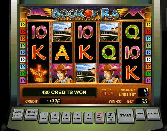 Азартные слоты в сети и для скачивания
