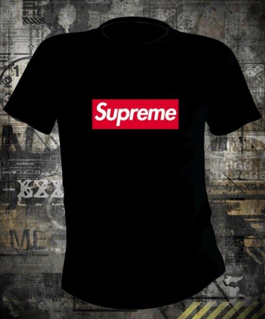 Качественная молодежная обувь и футболки Supreme