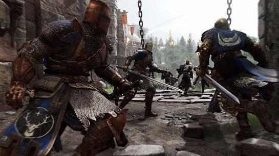 Лучшие игры в интернете: «For Honor»