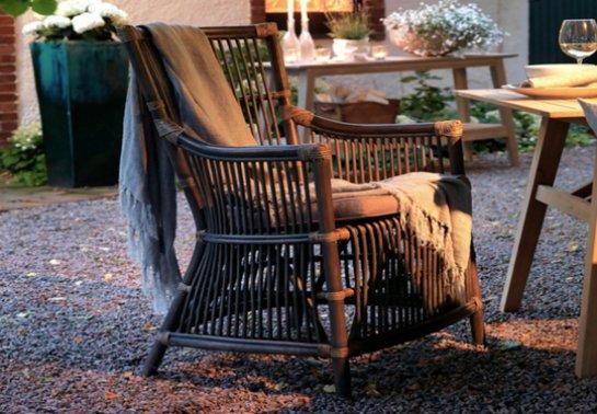 Комплекты садовой и дачной мебели из ротанга