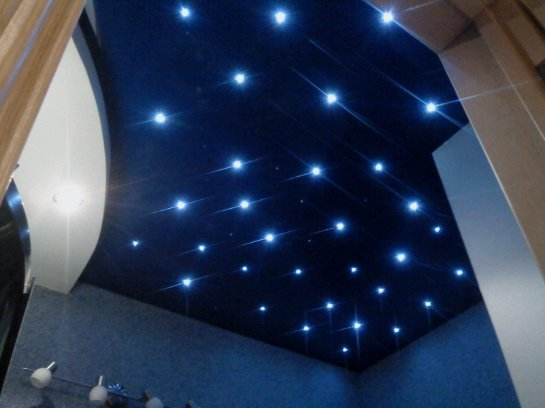 Инновационные решения для ремонта натяжного потолка от компании Reflet