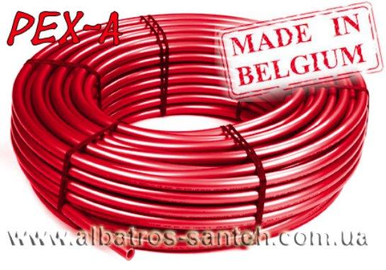 Трубы для теплого пола украинских и зарубежных брендов