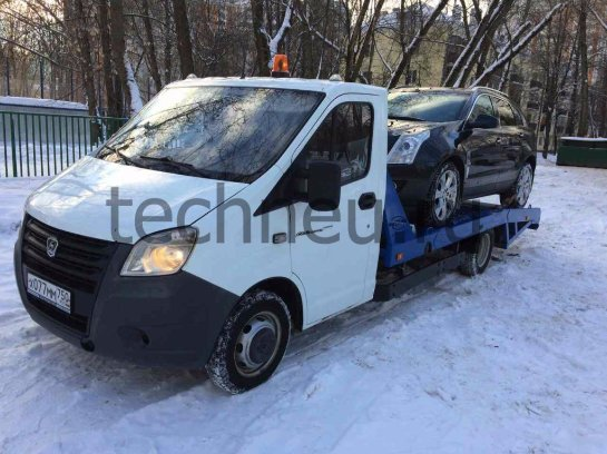 Эвакуатор по доступным ценам в Москве и области