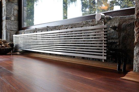 Стильные дизайнерские радиаторы