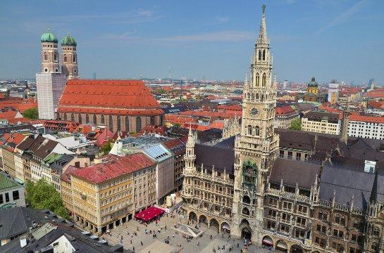 Интересные достопримечательности Мюнхена