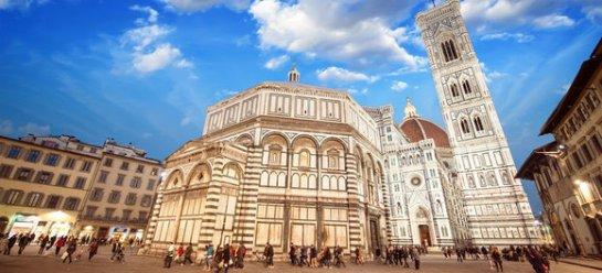 Обзорная экскурсия по Флоренции с гидом-искусствоведом