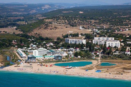 Удивительные пляжи города-героя Севастополь