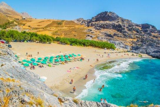Отличная возможность договориться о будущей экскурсии по Криту