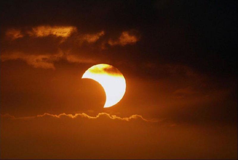 Важно знать: Как солнечное затмение влияет на здоровье