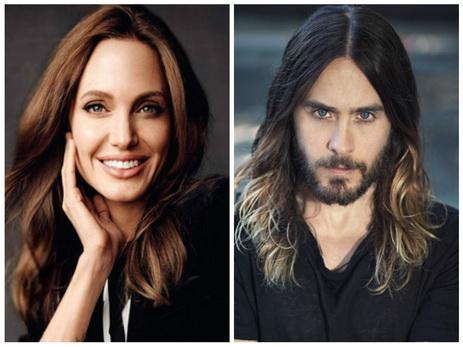 Анджелина Джоли показала своего известного на весь мир нового возлюбленного