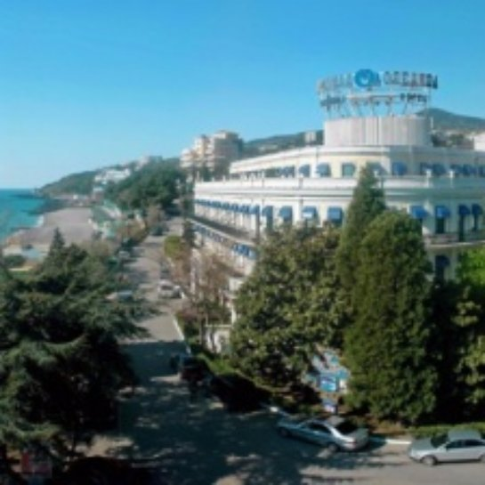 Лучшие отели и пансионаты Крыма