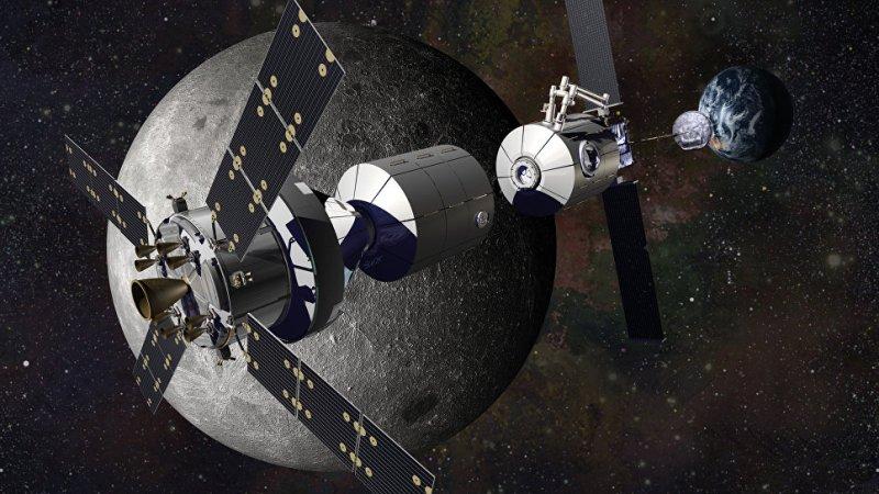 На Луне к 2030 году начнут добывать гелий-3, — ученые