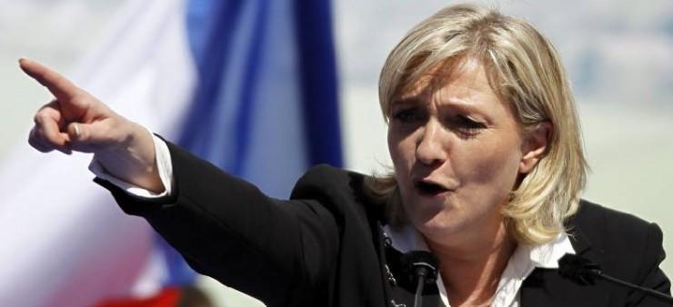 Идея Ле Пен отказаться от евро будет стоить Франции 30 млрд в год