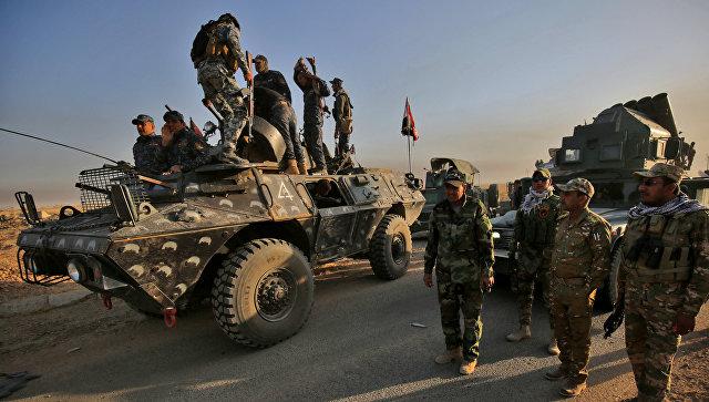 Армия Ирака готовится штурмовать аэропорт в Мосуле