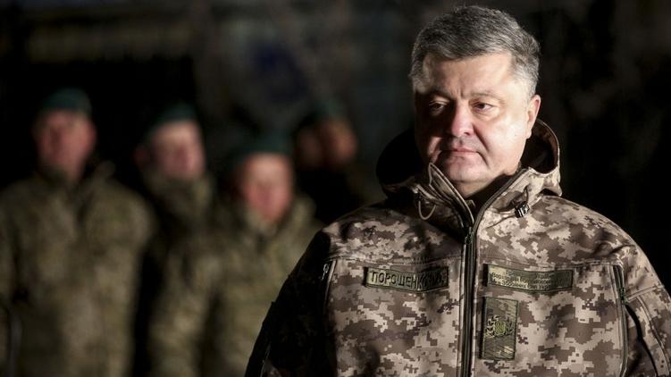 Россия может использовать войска в Приднестровье для нападения на Украину, — Порошенко