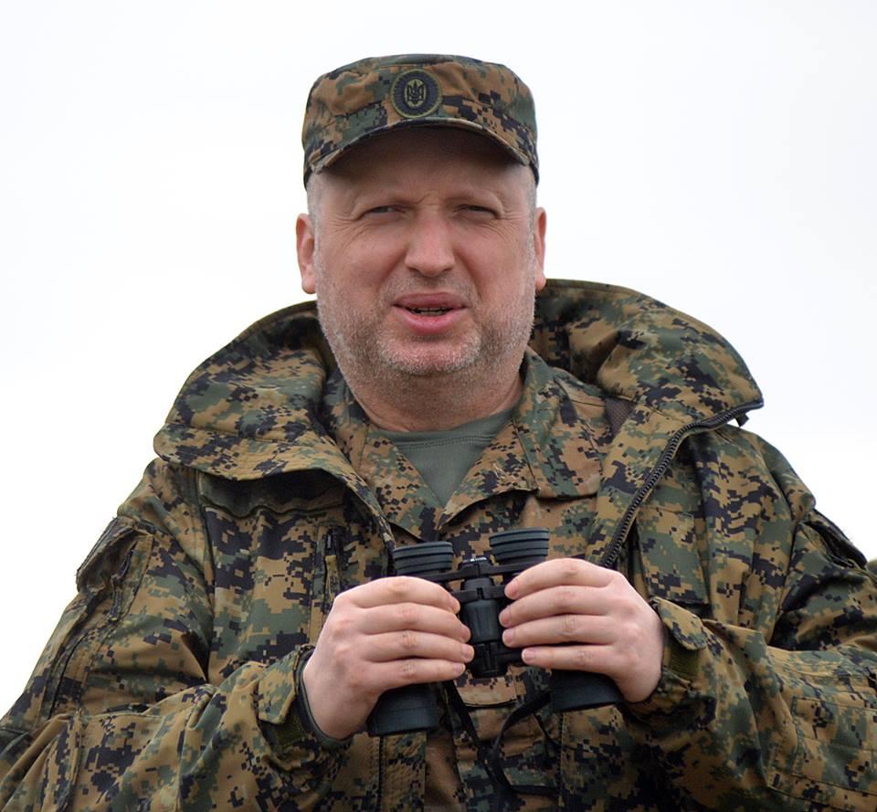 Признав паспорта «ДНР» и «ЛНР», Путин вышел из Минского процесса, — Турчинов