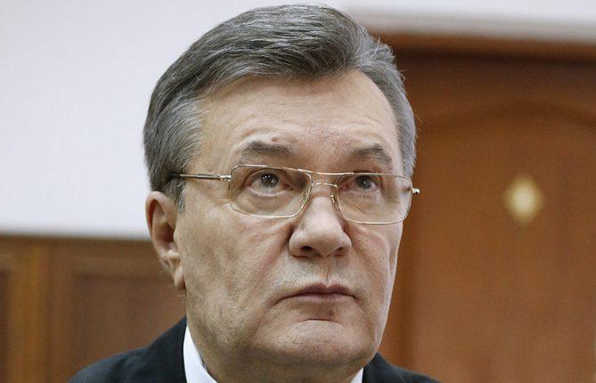 Я не просил вводить войска в Украину, — Янукович