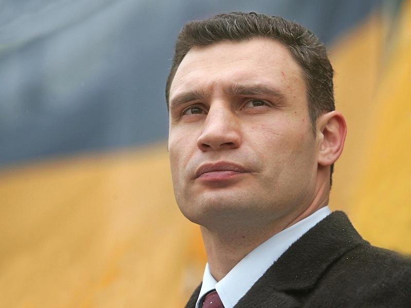 Киеву не угрожает нехватка энергоресурсов, — Кличко