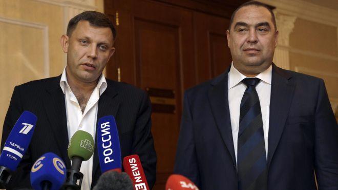 Главари «ДНР» и «ЛНР» прокомментировали резонансный указ Путина