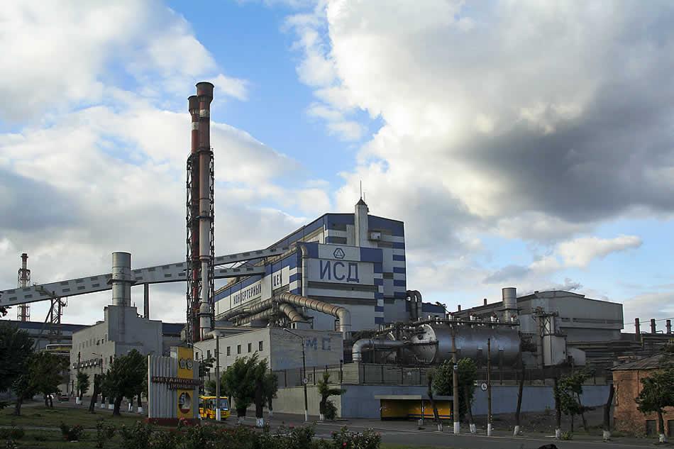 «ИСД» остановил свои заводы в Алчевске