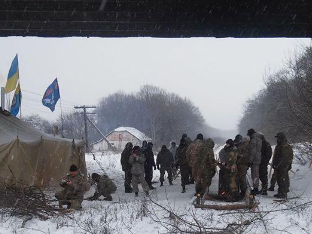 СНБО и СБУ отреагировали на блокаду Донбасса