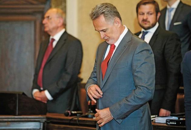 Фирташа задержали в Вене после суда по запросу Испании