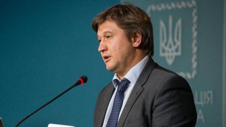 Данилюк летит в Вашингтон договариваться с МВФ о выделении транша на 1 млрд долларов