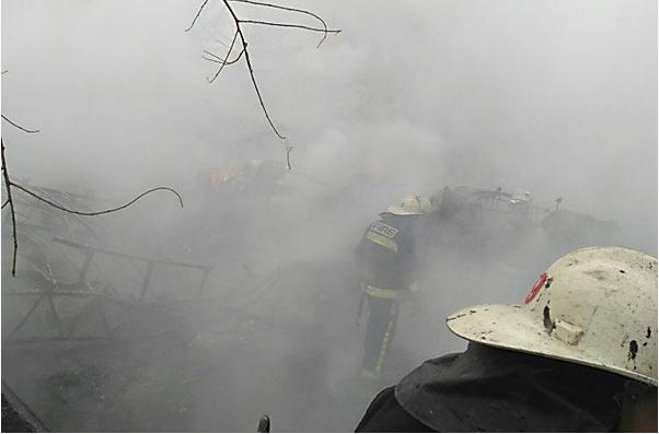 В Минобороны подтвердили гибель военных при пожаре в военной части на Сумщине