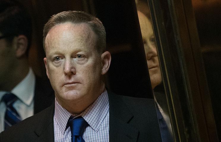 В Белом доме опровергли сообщение о привлечении войск для отслеживания нелегалов