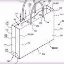 Apple хочет запатентовать бумажный пакет
