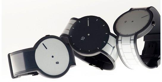 Sony работает над улучшением «умных» часов из электронной бумаги