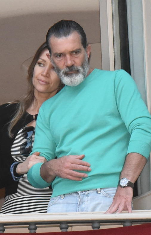 Антонио Бандераса не узнать после перенесенного сердечного приступа