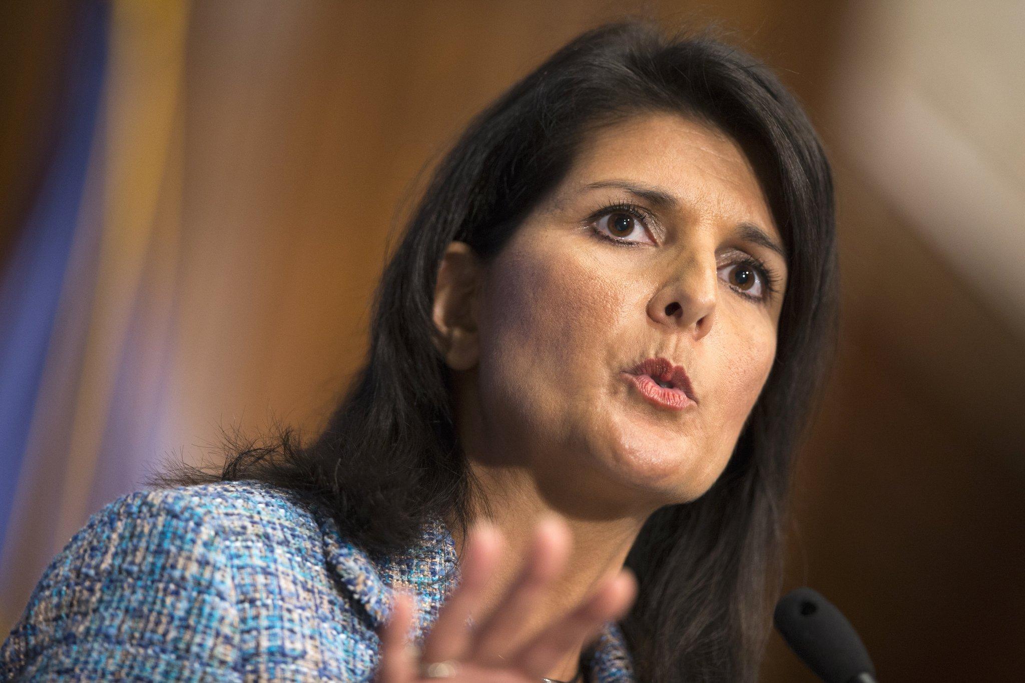 Трамп проинформировал съезду США овозможности новых ударов поСирии