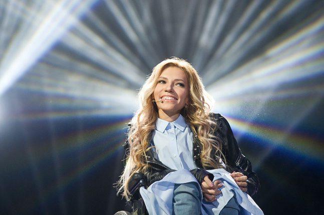 Самойлова должна выступить вовтором полуфинале «Евровидения»