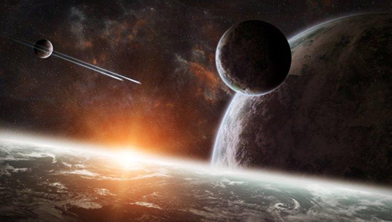 Наспутнике Сатурна обнаружили условия для появления жизни— НАСА