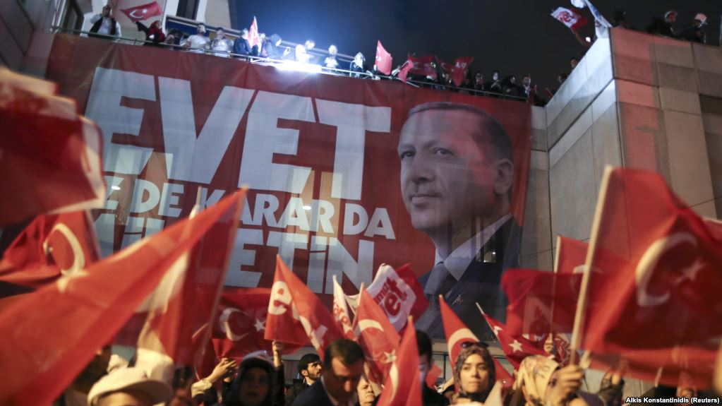 Результаты референдума в Турции не отменят
