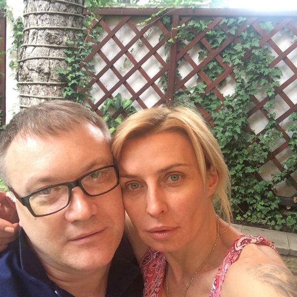 Тюремный роман: Татьяна Овсиенко дождалась мужа из заключения