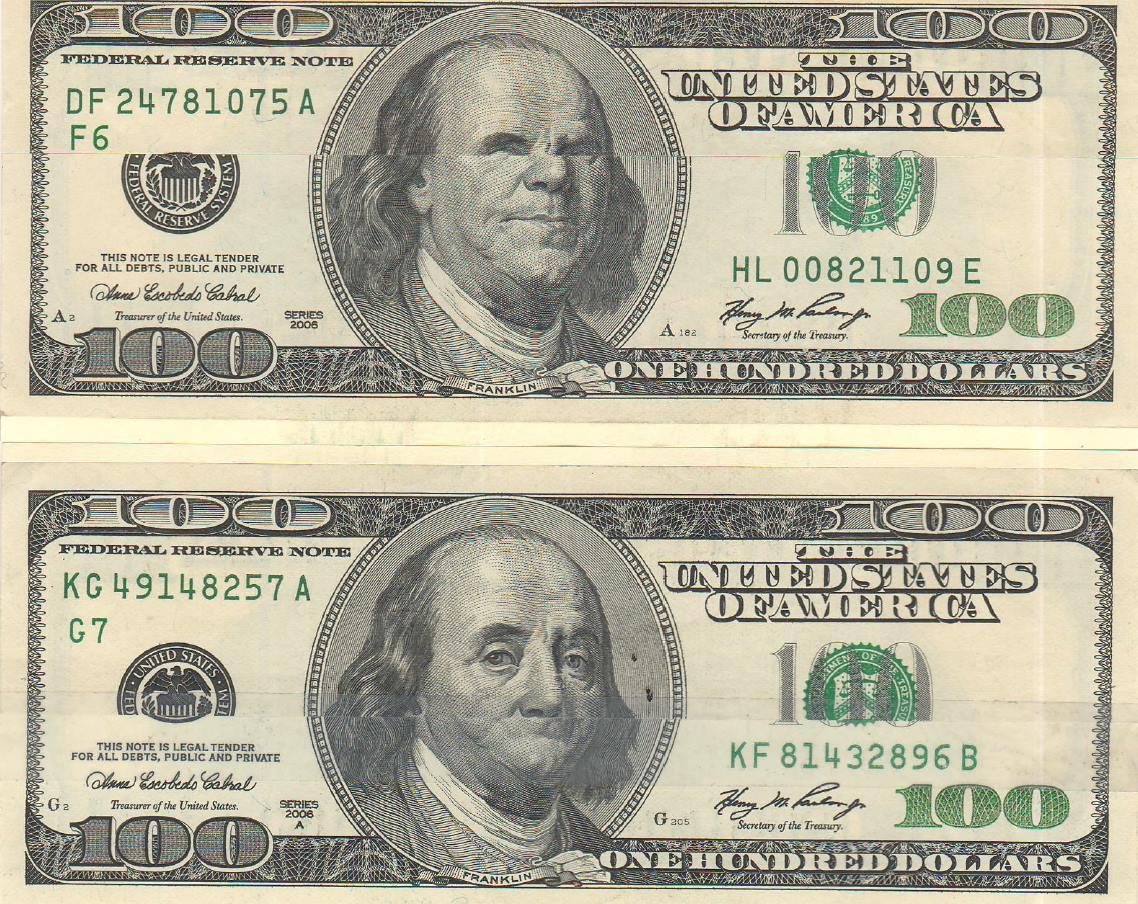 В «Укрсоцбанке» предупредили о новом виде мошенничества с фальшивыми долларами