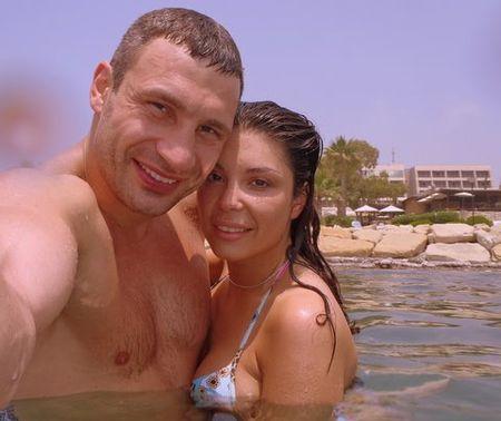 Тайная любовница Виталия Кличко прокомментировала свои отношения с мэром Киева