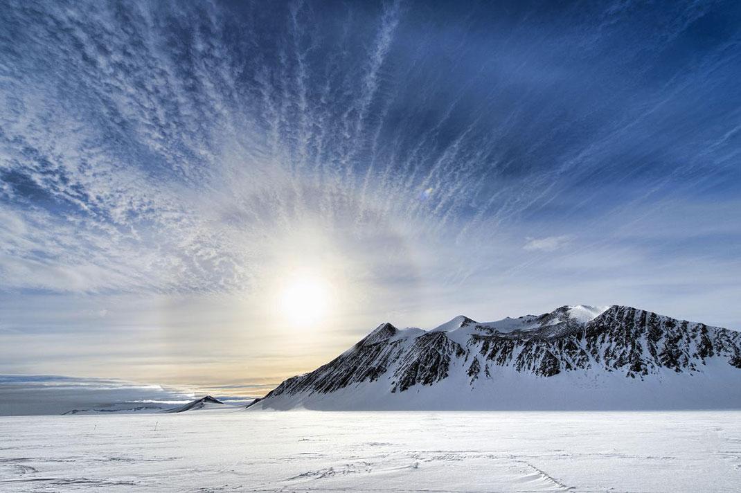 Украина и Австралия решили изучать Антарктиду вместе