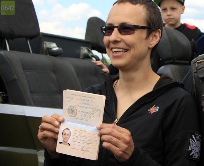 Популярная российская певица получила гражданство «ЛНР»