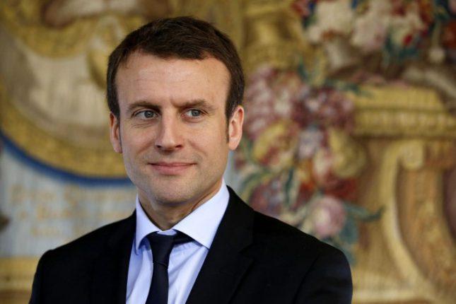 Я буду защищать Европу, — Макрон