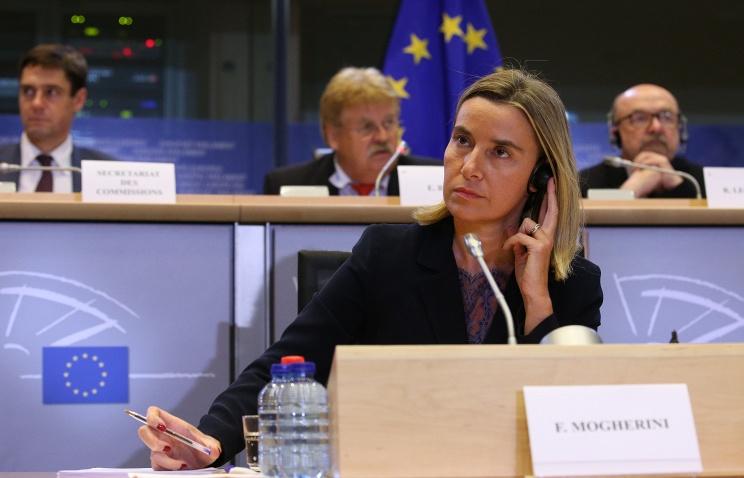 Четыре страны присоединились к санкциям Совета ЕС против РФ, — Могерини