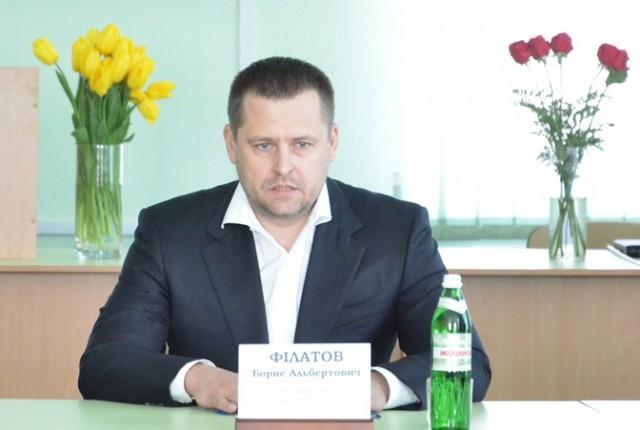 Филатов пригрозил Авакову и Луценко, что устроит «хунту» в Днепре