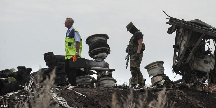 Крушение МН17: следствие поведало оновом этапе расследования